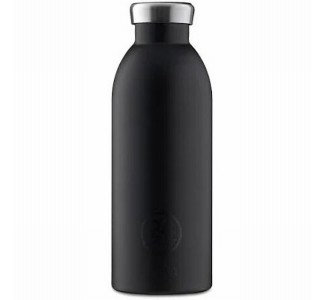 24Bottles | Clima Bottle Tuxedo Black 500ml