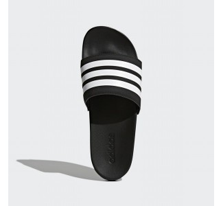 Adidas Adilette Cloudfoam Plus Stripes Slides
