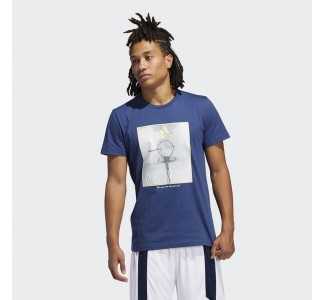 Adidas Game On Lock Tee