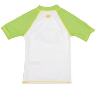 Arena Kid's Water Tribe UV Short Sleeve T-Shirt