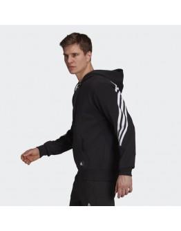 Adidas Sportswear Future Icons 3-Stripes Full-Zip Hoodie