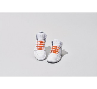 Hickies 2.0 Kid's Solar Red Laces