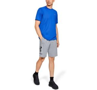 UA Sportstyle Cotton Big Logo Shorts