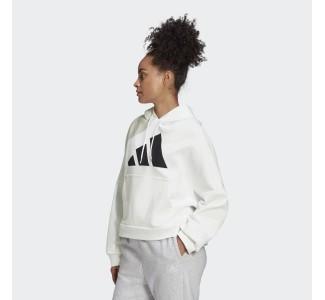 Adidas Back Zip Graphic Wmn's Hoodie