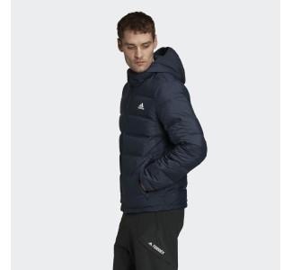 Adidas Helionic Down Ανδρικό Μπουφάν Puffer για Χειμώνα